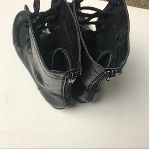 Steve Madden Shoes - Steve Madden Kombat Black Boots 8